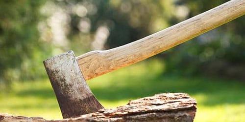 рубить дрова во сне
