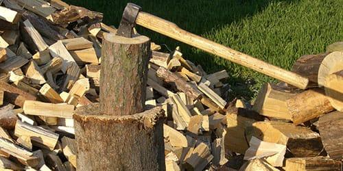к чему снится рубить дрова