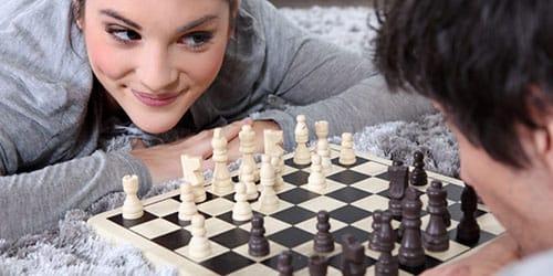 шахматный поединок