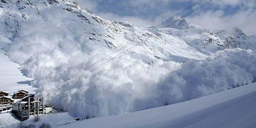 Сонник снежная лавина к чему снится снежная лавина во сне