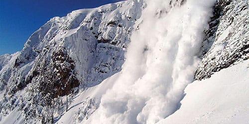 к чему снится снежная лавина