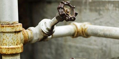 труба водопровода