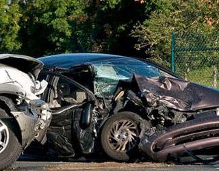 Автомобильная авария без жертв