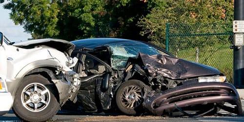 автомобильная авария без жертв во сне