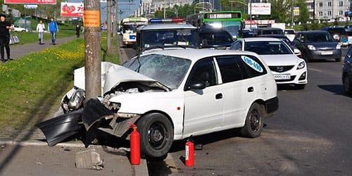 автокатастрофа без жертв
