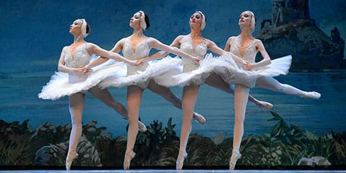 балет во сне
