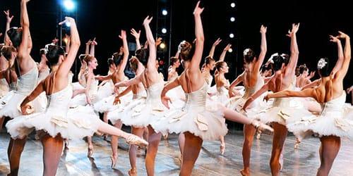 смотреть балет