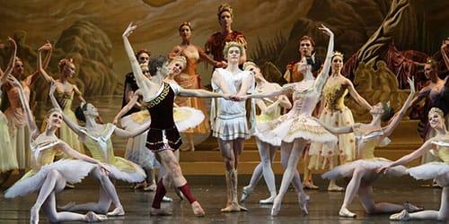 видеть балет