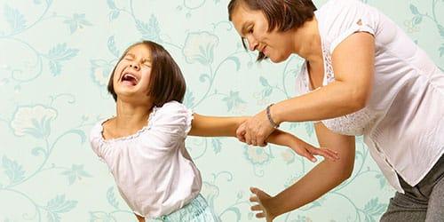 к чему снится бить ребенка