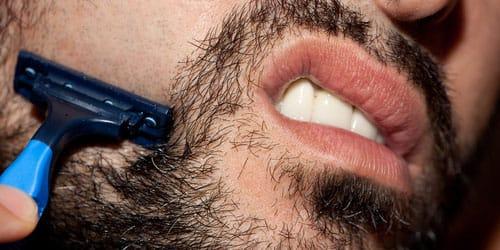 брить бороду во сне