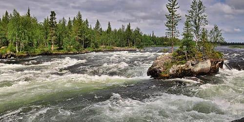 видеть бурную реку во сне