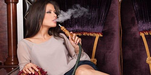 курить кальян