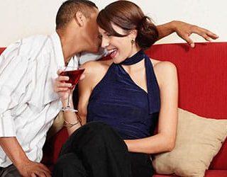 Муж с другой женщиной