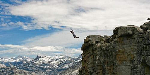 к чему снится падать с высоты и не разбиться