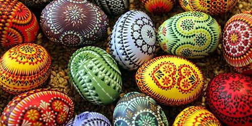 к чему снятся пасхальные яйца