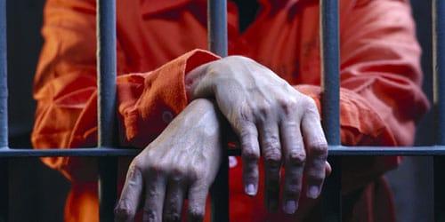 сесть в тюрьму и взять на себя вину