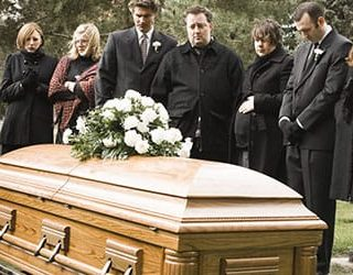 Собственные похороны