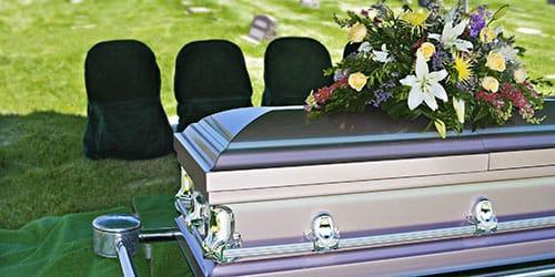 собственное погребение