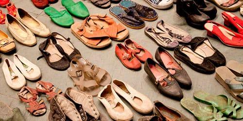 старая обувь во сне