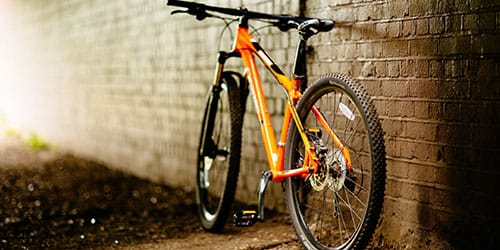 украли велосипед во сне