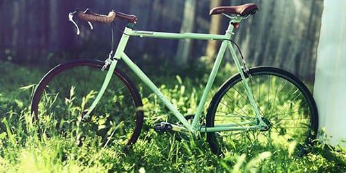 украли новый велосипед