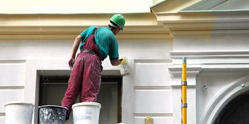 реставрация заброшенного здания