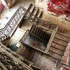 заблудиться в заброшенном здании
