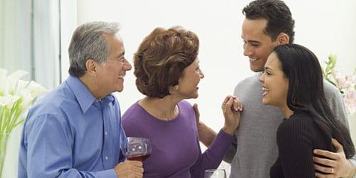 к чему снится знакомство с родителями