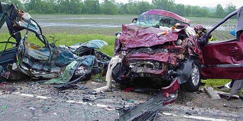 к чему снится автомобильная авария с жертвами
