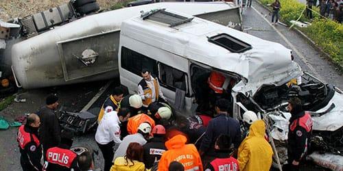 люди погибли в автокатастрофе