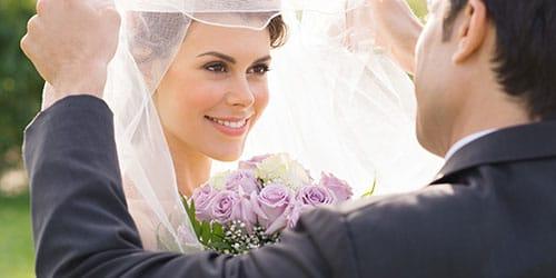 быть невестой на свадьбе