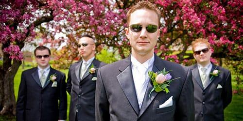 быть свидетелем на свадьбе