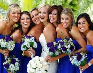 Быть на свадьбе