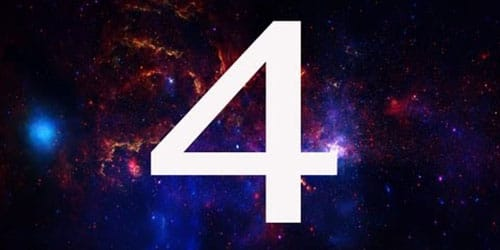 приснилась цифра четыре