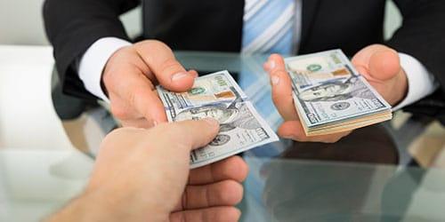 давать деньги в долг во сне