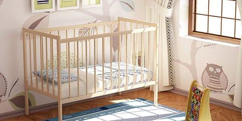приснилась детская кровать