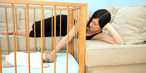 к чему снится детская кроватка молодой девушке