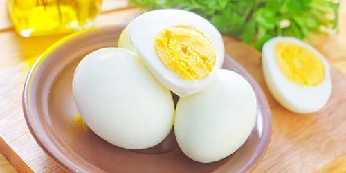 к чему снится есть яйца