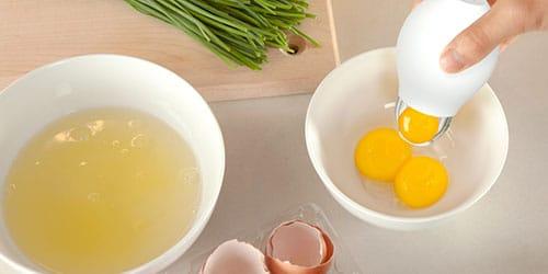 есть сырые яйца