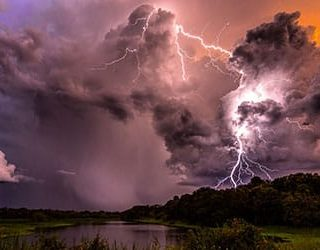 К чему снится гром и молния?
