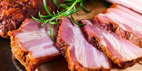 копченое мясо свинина