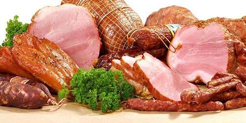 покупать копченое мясо