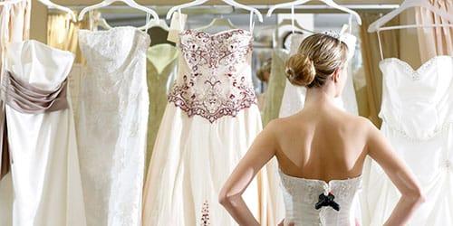 покупать свадебное платье во сне