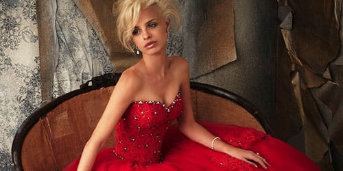 покупать красное свадебное платье