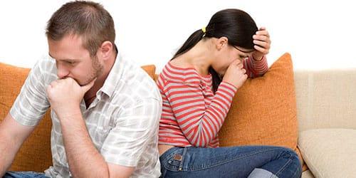 расстаться с любимым мужем навсегда