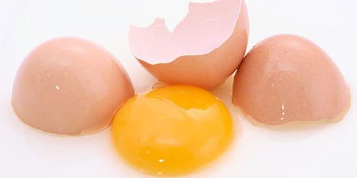 к чему снятся разбитые сырые яйца