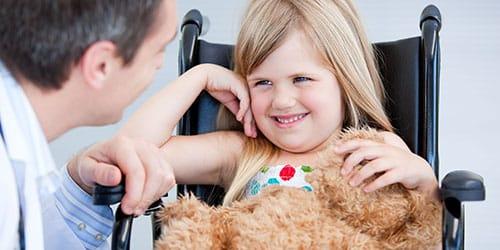 видеть ребенка-инвалида во сне