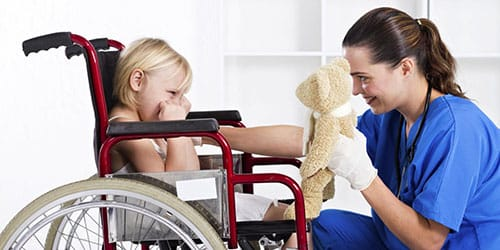 самому быть ребенком-инвалидом