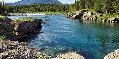 к чему снится река с чистой водой
