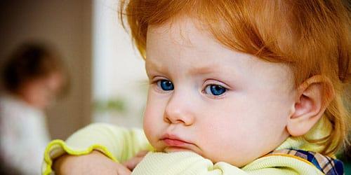 к чему снится рыжий ребенок